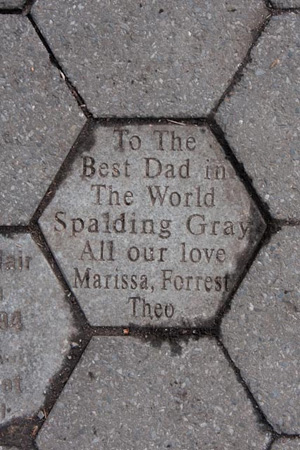 picture of Memorial Paver